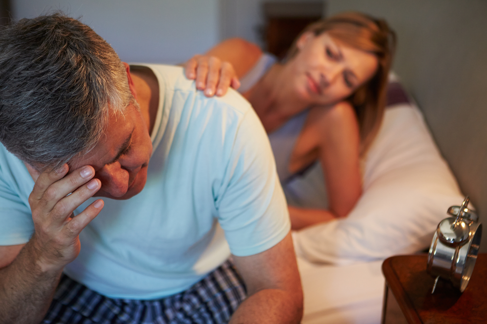 A Couple's Guide to Dealing with Generalized Anxiety Disorder