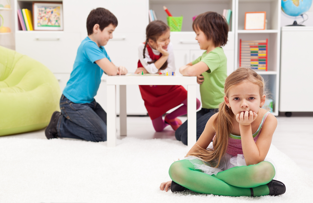 Why Is My Child Having Trouble Making Friends?